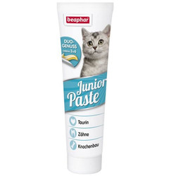 Beaphar - Beaphar Junior Paste Kalsiyumlu Yavru Kedi Macunu 100 Gr