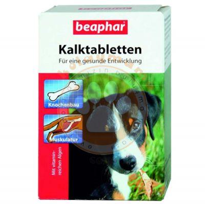Beaphar Kalktabletten Kemik Gelişimi Sağlayan Köpek Kalsiyum Tableti 180 Adet
