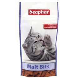 Beaphar - Beaphar Malt Bits Tüy Yumağı Kontrolü Kedi Ödülü 35 Gr