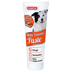 Beaphar - Beaphar Multi-Vitamin Paste Köpek Vitamin Macunu 100 Gr