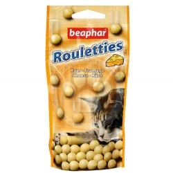 Beaphar - Beaphar Rouletties Peynirli Kedi Ödülü 44,2 Gr