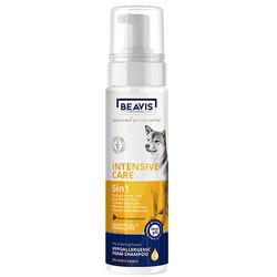 Beavis - Beavis 5 in 1 Naturel Bal Özlü Köpek Kuru Yıkama Köpük Şampuanı 200 ML