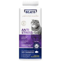 Beavis - Beavis Cat Anti-Stress Kedi Toz Şampuan 150 Gr