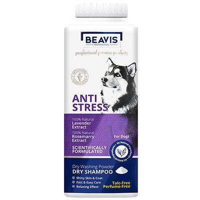 Beavis Anti-Stress Lavanta ve Biberiye Özlü Köpek Toz Şampuanı 150 Gr