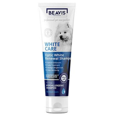 Beavis White Care Hypoallergenic Beyaz Tüylü Köpek Şampuanı 250 ML
