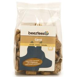 Beeztees - Beeztees Carre Kuzu Etli ve Pirinçli Kare Köpek Ödül Bisküvisi 400 Gr