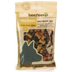 Beeztees - Beeztees Mini İşkembe, Tavuk ve Somonlu Küçük Irk Köpek Ödülü 150 Gr