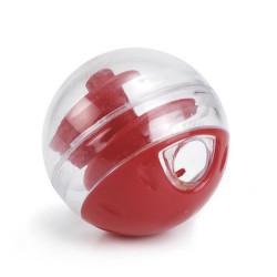 Beeztees - Beeztees 440425 Snack Ball Ayarlanabilir Hazneli Kedi Ödül Topu 5,5 Cm