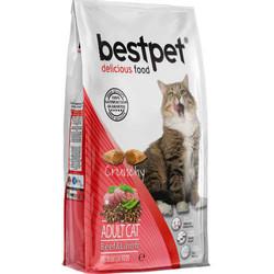 Bestpet - Bestpet Beef/Lamb Biftek ve Kuzu Etli Kedi Maması 400 Gr