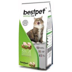 Bestpet - Bestpet Delicious Chicken Tavuk Etli Yetişkin Kedi Maması 15 Kg