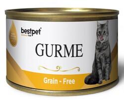 Bestpet - Bestpet Gold Gurme Chicken Tahılsız Tavuklu Kedi Konservesi 100 Gr