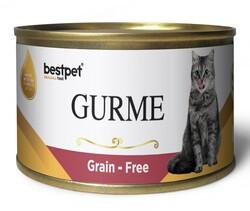 Bestpet - Bestpet Gold Gurme Lamb Tahılsız Kuzu Etli Kedi Konservesi 100 Gr