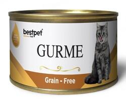 Bestpet - Bestpet Gold Gurme Liver Tahılsız Ciğerli Kedi Konservesi 100 Gr