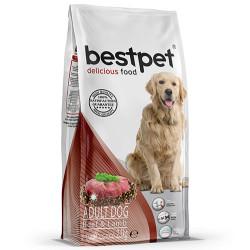 Bestpet - Bestpet Lamb Kuzu ve Biftekli Yetişkin Köpek Maması 2,5 Kg