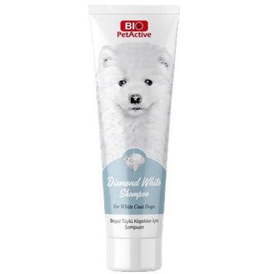 Bio Pet Active Beyaz Tüylü Köpek Şampuanı 250 ML