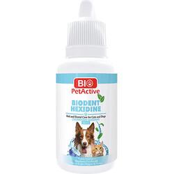 Bio Pet Active - Bio Pet Active Biodent Hexidine Kedi ve Köpek Ağız / Diş Bakımı 50 ML