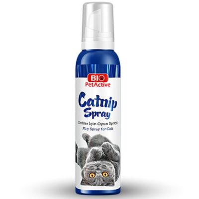 Bio Pet Active Catnip Spray Kedi Oyun Spreyi 100 ML