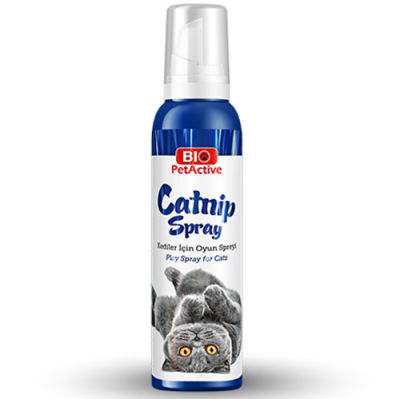 Bio Pet Active Catnip Spray Kedi Oyun Spreyi 100 ML