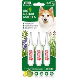 Bio Pet Active - Bio Pet Active Dog 10 - 20 Kg Deri ve Tüy Sağlığı Köpek Çözelti 3 x 3 ML