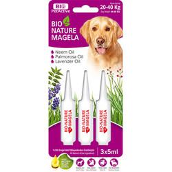 Bio Pet Active - Bio Pet Active Dog 20 - 40 Kg Deri ve Tüy Sağlığı Köpek Çözelti 3 x 5 ML