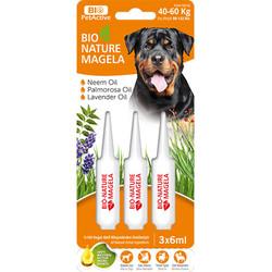 Bio Pet Active - Bio Pet Active Dog 40 - 60 Kg Deri ve Tüy Sağlığı Köpek Çözelti 3 x 6 ML