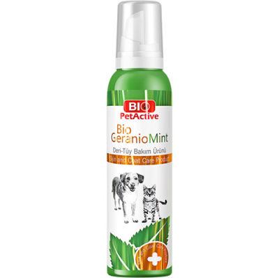Bio Pet Active Kedi ve Köpek Deri ve Tüy Bakım Spray 100 ML