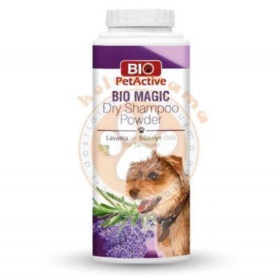 Bio Pet Active Lavanta ve Biberiye Özlü Kuru Köpek Şampuanı 150 Gr
