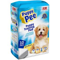 Bio Pet Active - Bio Pet Active Puppy Pee Tuvalet Eğitim Çişi Pedi 60x90 Cm (10 Adet)