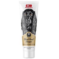 Bio Pet Active - Bio Pet Active Siyah ve Koyu Tüylü Köpek Şampuanı 250 ML