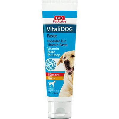 Bio Pet Active Vitalidog Yetişkin Köpek Vitamin Macunu 100 ML