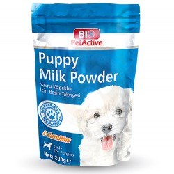 Bio Pet Active - Bio Pet Active Yavru Köpek Süt Tozu 200 Gr