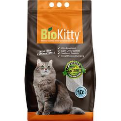 Bio Kitty - BioKitty Marsilya Sabunlu Tozsuz İnce Taneli Topaklanan Kedi Kumu 10 Lt