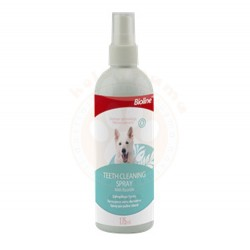 Bioline - Bioline Ağız Sağlığı Köpek Diş Temizleme Spreyi 175 ML