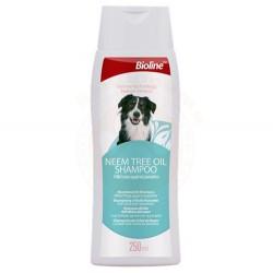 Bioline - Bioline Neem Ağaci Özlü Köpek Şampuani 250 ML