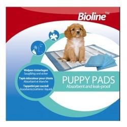 Bioline - Bioline Puppy Training Tuvalet Egitim Pedi 7 Paket (60x40 Cm)