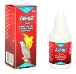 Biyoteknik - Biyoteknik Avi - Ast Kafes Kuşları İçin Solunum Güçlendirici 30 ML