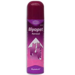 Biyoteknik - Biyoteknik Biyopet Aerosol Kedi Tüy Deri Sağlığı Spreyi 150 ML