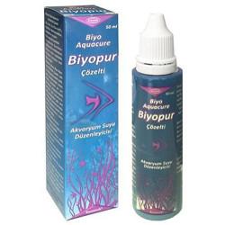 Biyoteknik - Biyoteknik Biyopur Akvaryum Likit Su Düzenleyici 50 ML