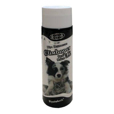 Biyoteknik Dermacure Climbopet Kedi ve Köpekler için Deri ve Tüy Bakım Şampuanı 250 ML