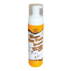 Biyoteknik - Biyoteknik Dermacure Kedi ve Köpekler için Kuru Köpük Şampuan 250 ML