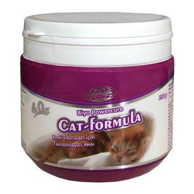 Biyoteknik Powercure Yavru Kediler için Süt Tozu 200 Gr