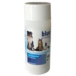 Diğer / Other - Blue Vet Kedi ve Köpek Pudra Kuru Yıkama Şampuan 100 Gr
