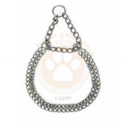 Bobo - Bobo 2 Sıralı 1784 Köpek Eğitim Tasması 4 MM 60 Cm