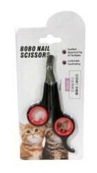 Bobo - Bobo Ergonomik Tırnak Makası Küçük