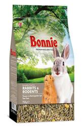 Bonnie - Bonnie Tavşan ve Kemirgenler İçin Tam Yem 750 Gr