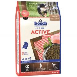 Bosch - Bosch Active Glutensiz Performans Köpek Maması 3 Kg+5 Adet Temizlik Mendili