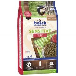 Bosch - Bosch Glutensiz Sensitive Lamb Kuzu Etli Köpek Maması 1 Kg