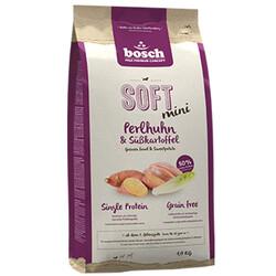 Bosch - Bosch Soft Mini Tavuk Etli ve Patatesli Tahılsız Küçük Irk Köpek Maması 1 Kg