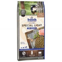 Bosch - Bosch Special Light Glutensiz Düşük Kalorili Köpek Maması 12,5 Kg+10 Adet Temizlik Mendili