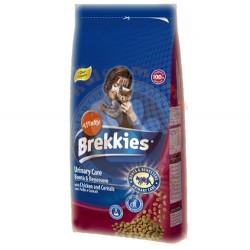 Brekkies - Brekkies Bonta & Benessere İdrar Yolları Destekli Kedi Maması 1,5 Kg + 2 Adet Temizlik Mendili